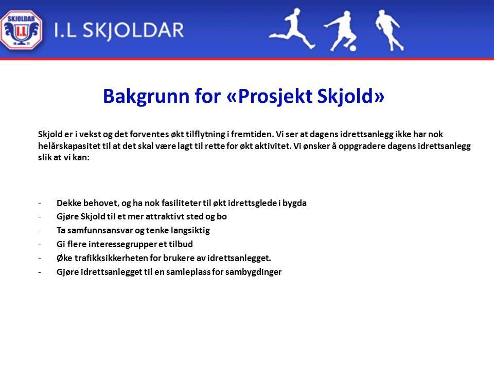 Bakgrunn for «Prosjekt Skjold»