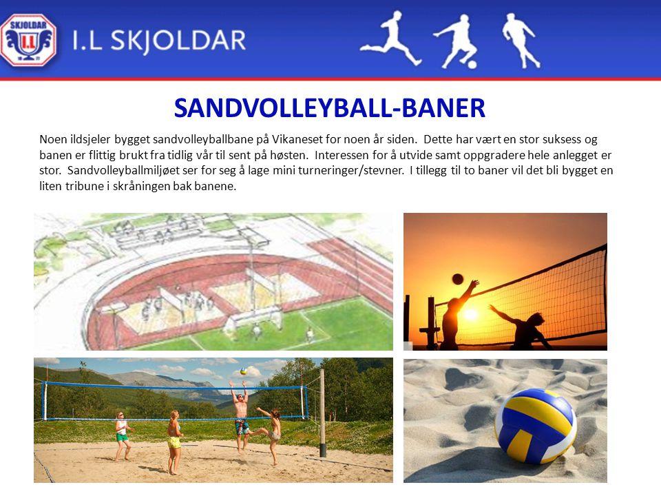 SANDVOLLEYBALL-BANER