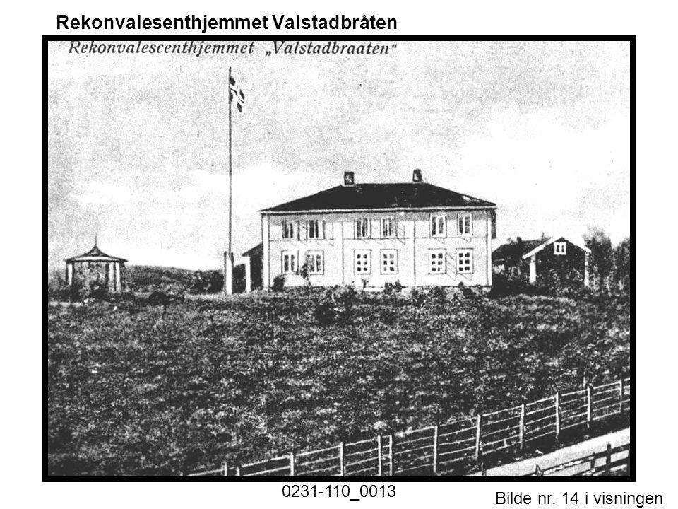 Rekonvalesenthjemmet Valstadbråten