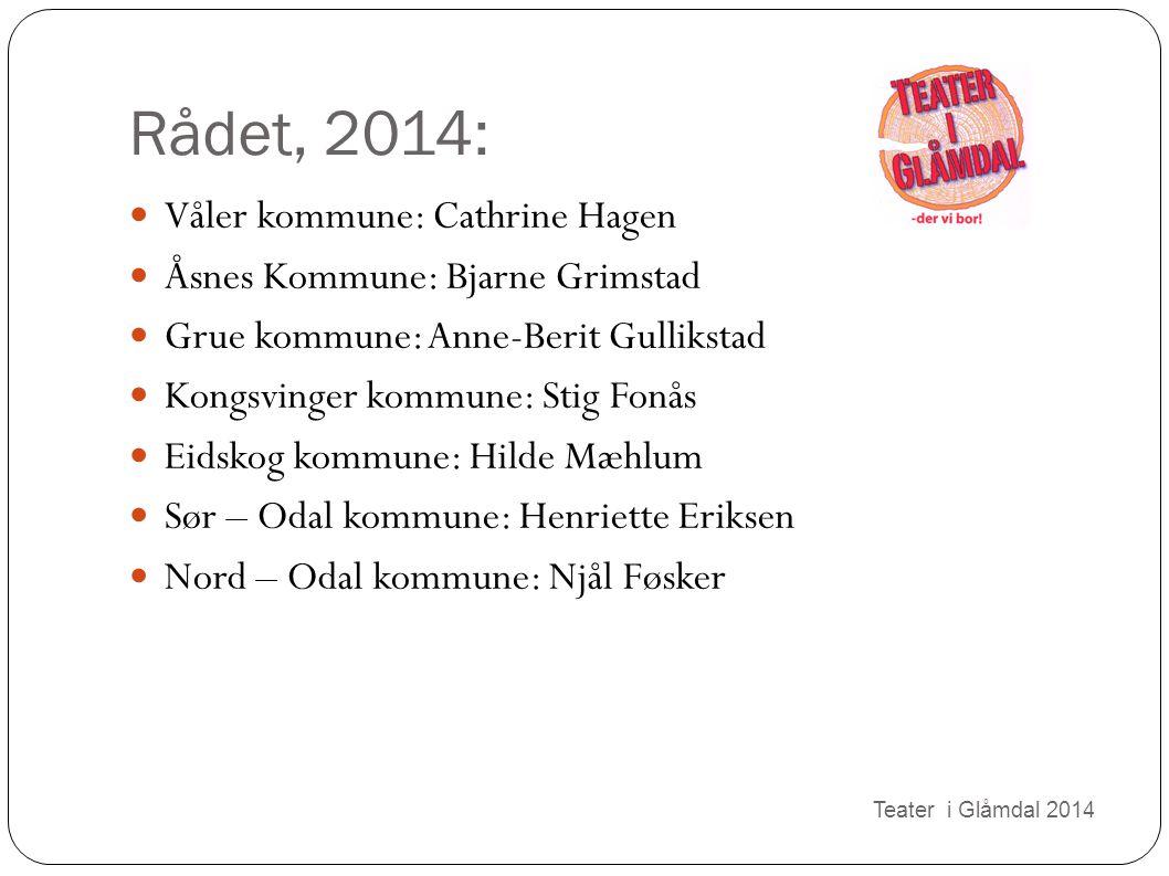 Rådet, 2014: Våler kommune: Cathrine Hagen