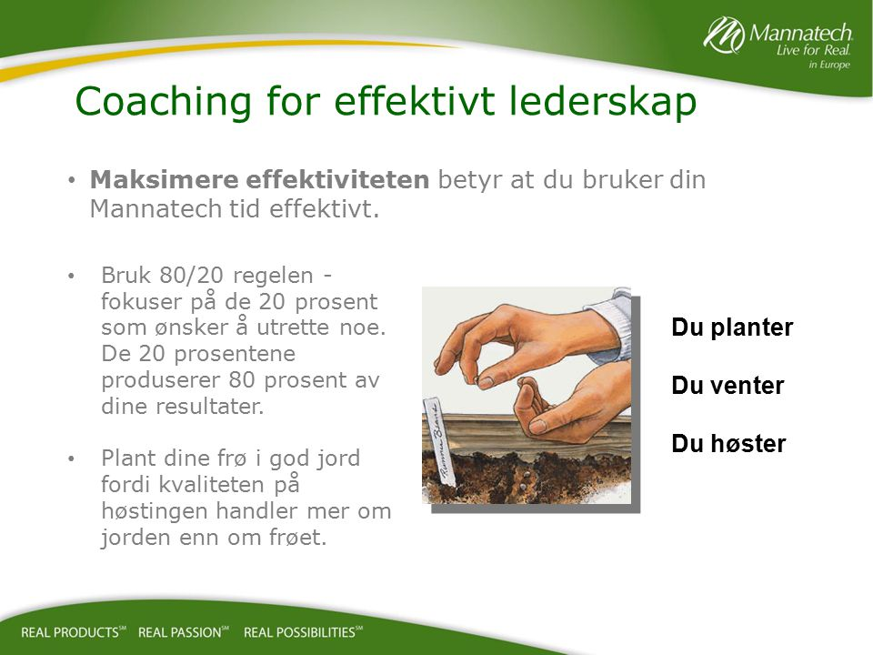 Coaching for effektivt lederskap