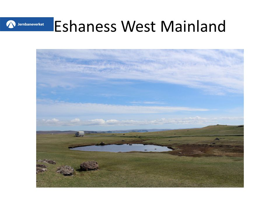 Eshaness West Mainland