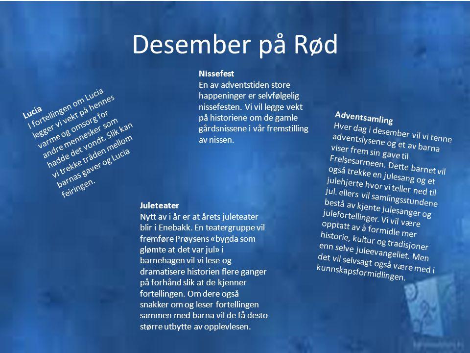 Desember på Rød Nissefest