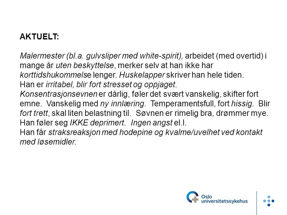AKTUELT: