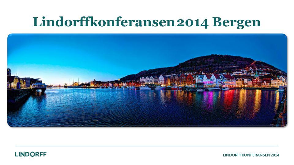 Lindorffkonferansen 2014 Bergen