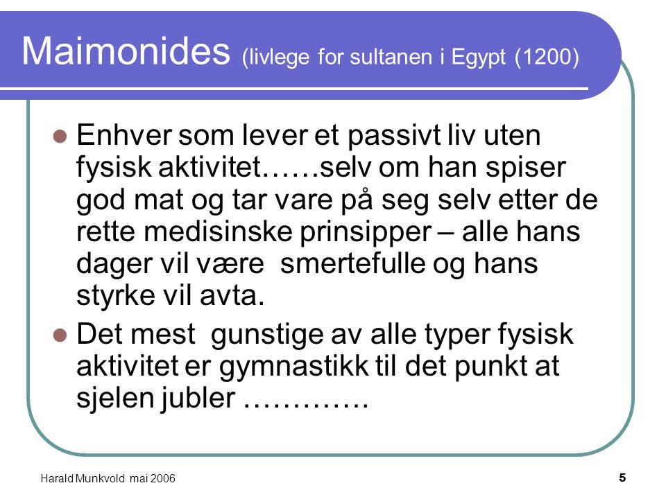 Maimonides (livlege for sultanen i Egypt (1200)