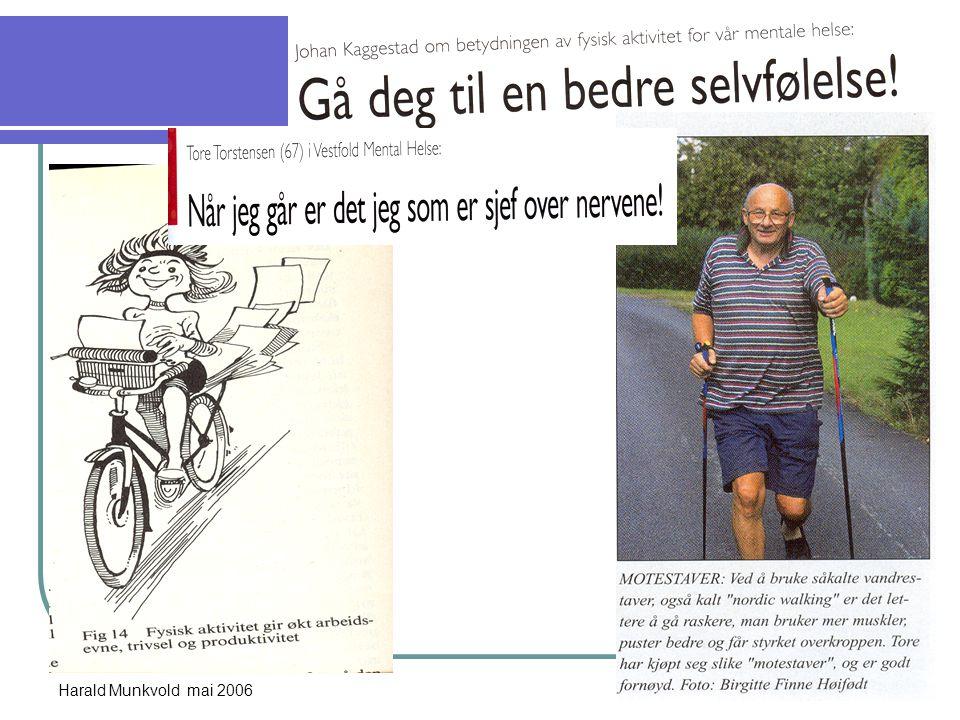 Harald Munkvold mai 2006