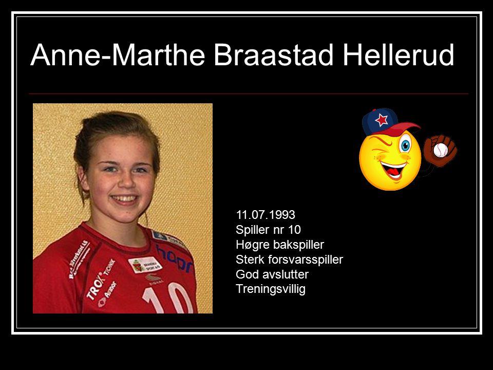 Anne-Marthe Braastad Hellerud