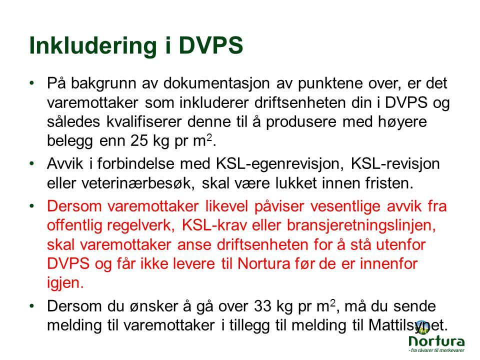 Inkludering i DVPS