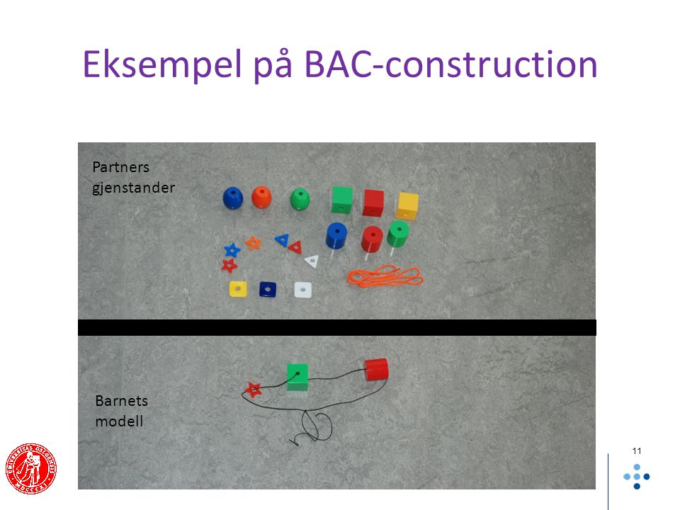 Eksempel på BAC-construction
