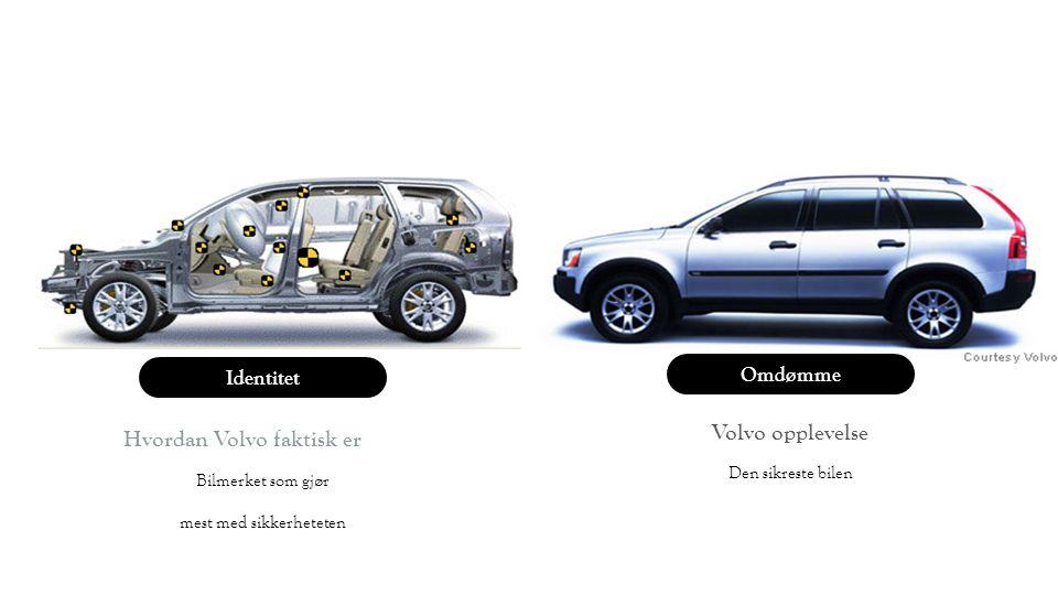 Hvordan Volvo faktisk er