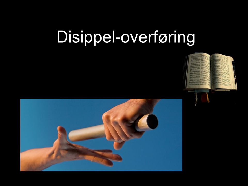 Disippel-overføring