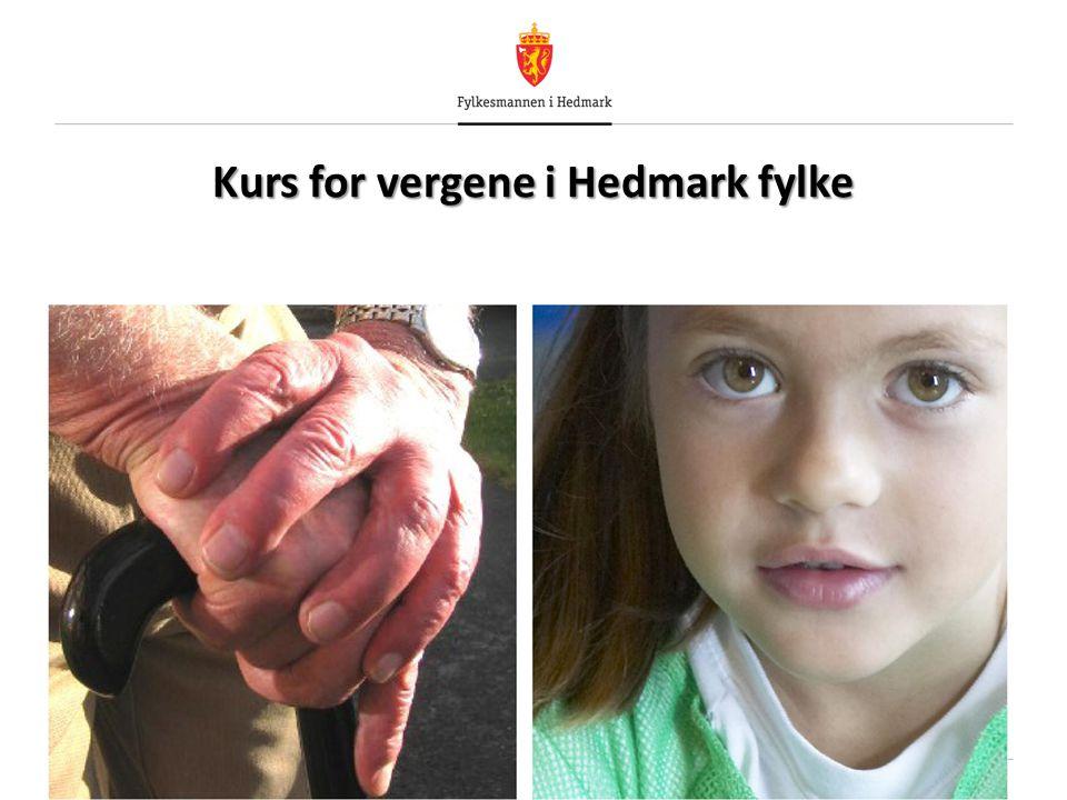 Kurs for vergene i Hedmark fylke Hanne Kristin Bratlie og Maj C