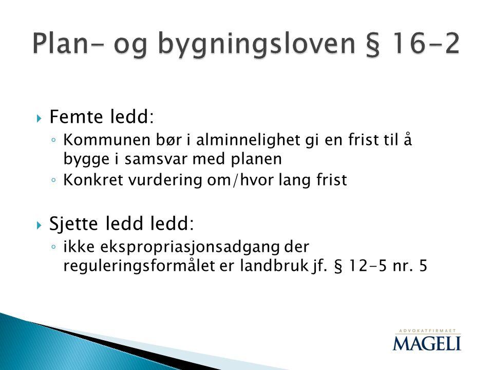 Plan- og bygningsloven § 16-2