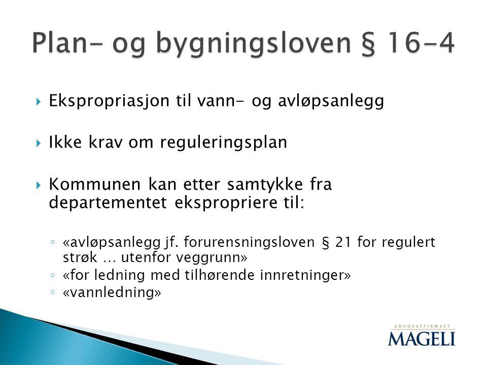 Plan- og bygningsloven § 16-4
