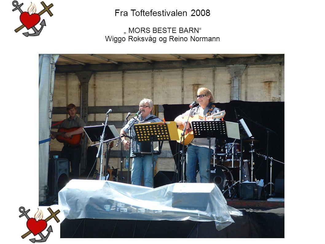 Wiggo Roksvåg og Reino Normann