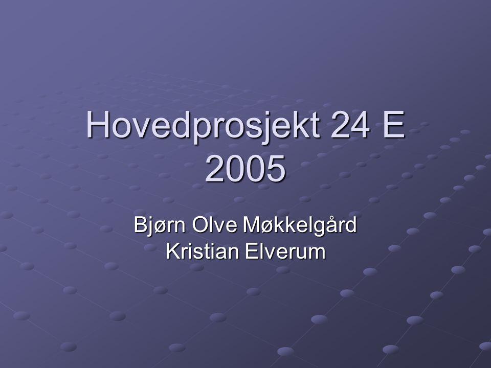 Bjørn Olve Møkkelgård Kristian Elverum