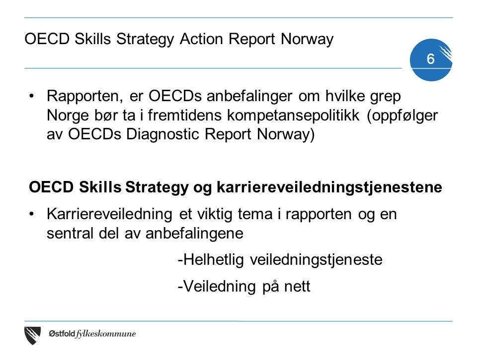 OECD Skills Strategy Action Report Norway