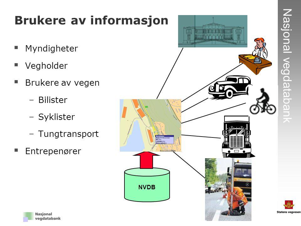 Brukere av informasjon