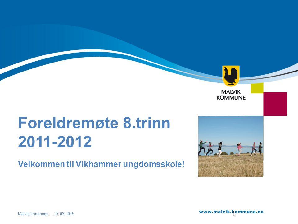 Velkommen til Vikhammer ungdomsskole!