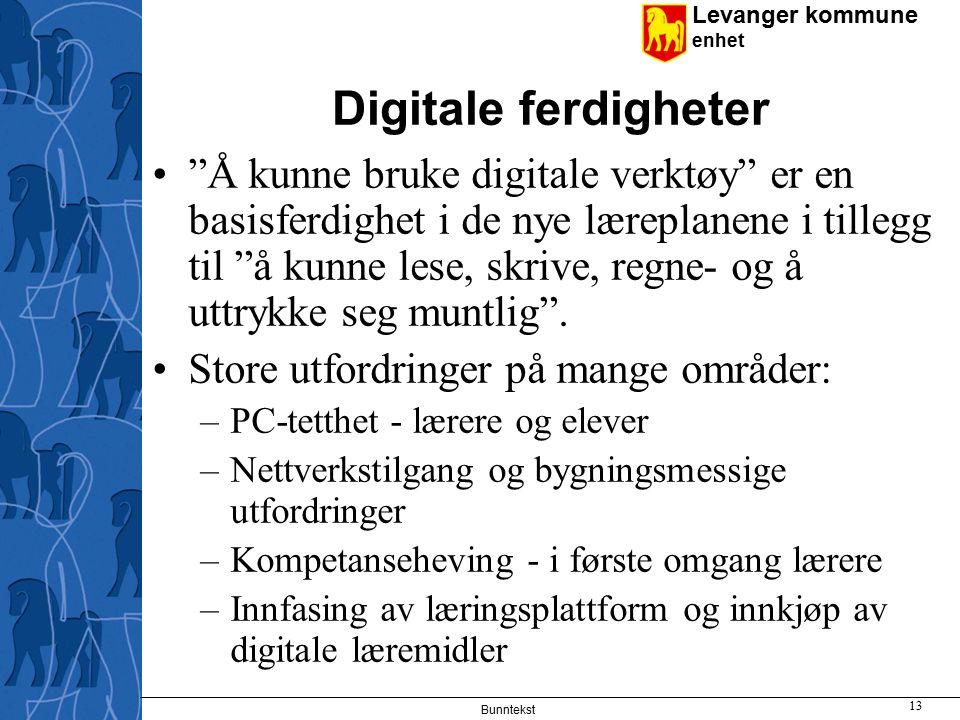 Digitale ferdigheter