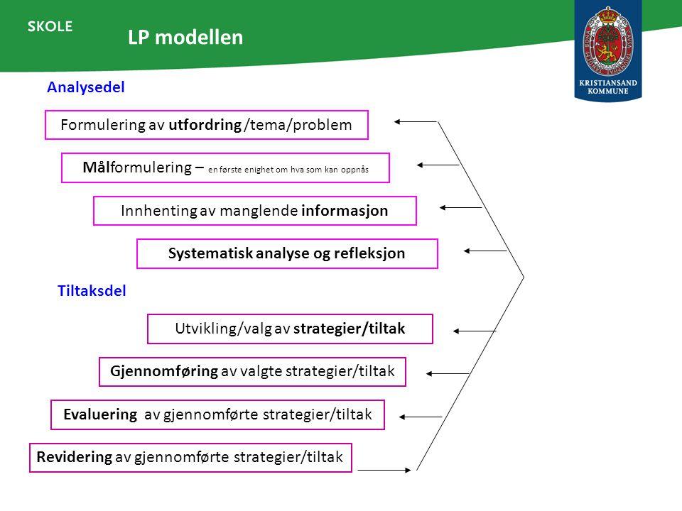 Systematisk analyse og refleksjon