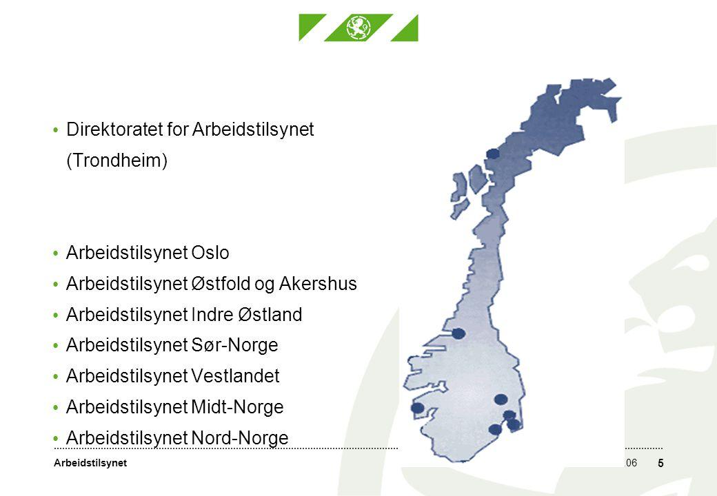 Direktoratet for Arbeidstilsynet (Trondheim)