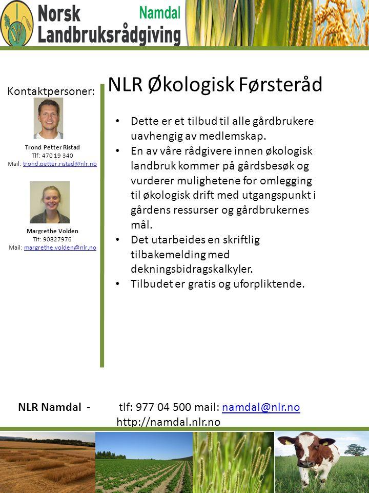 NLR Økologisk Førsteråd