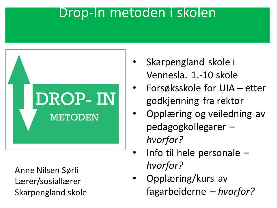 Drop-In metoden i skolen