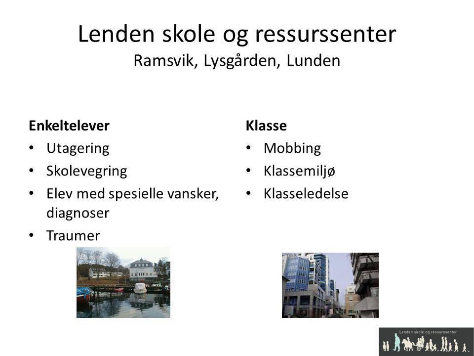 Lenden skole og ressurssenter Ramsvik, Lysgården, Lunden
