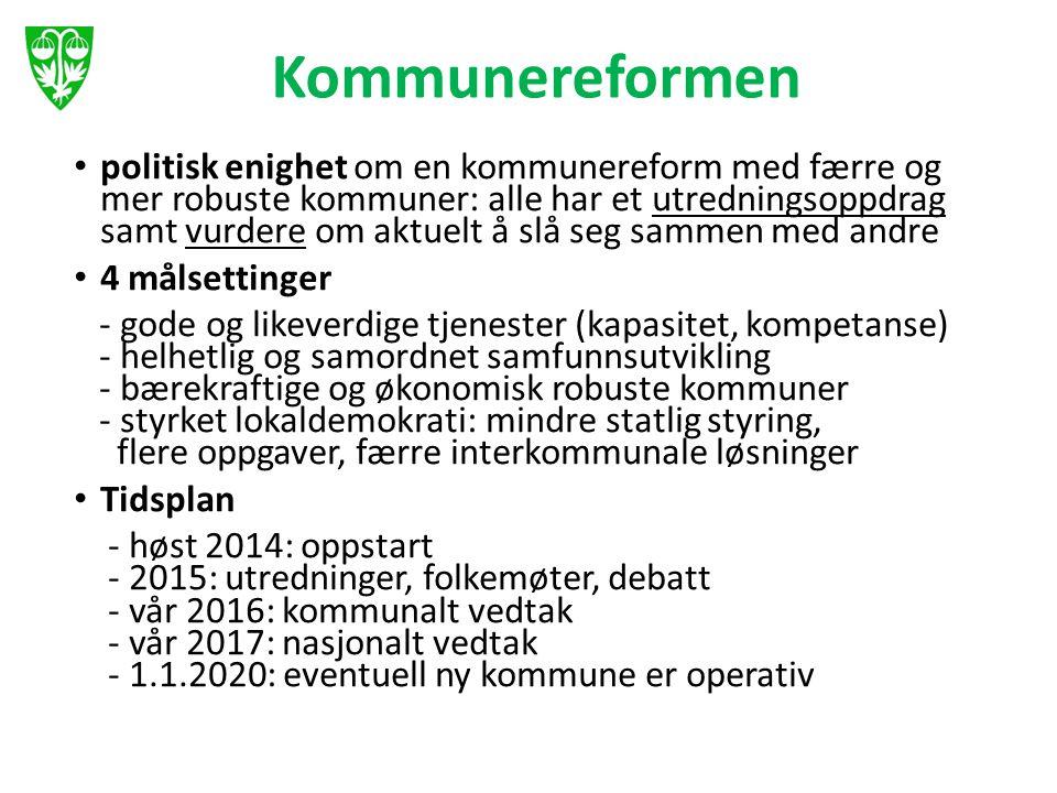 Kommunereformen
