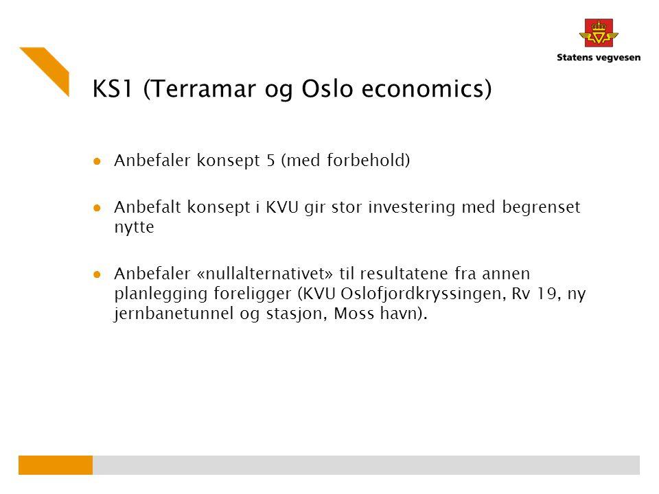 KS1 (Terramar og Oslo economics)
