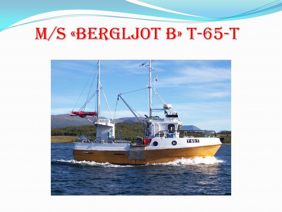 M/S «Bergljot B» T-65-T