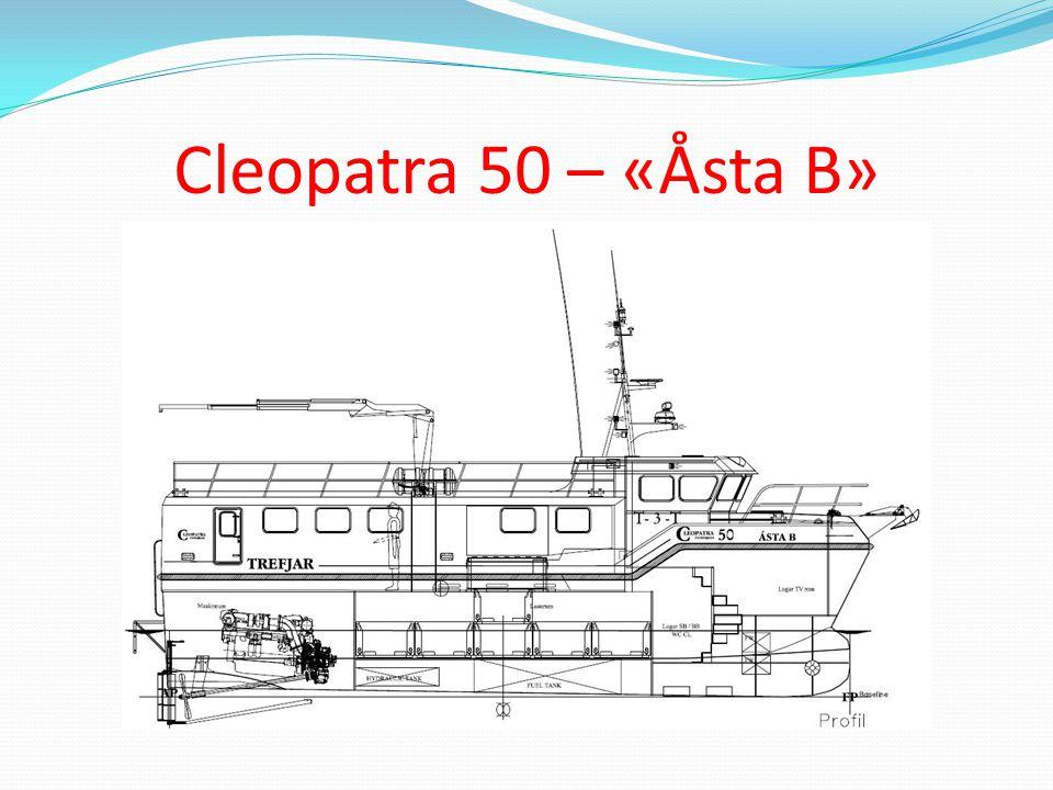 Cleopatra 50 – «Åsta B»