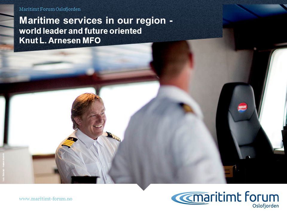 Maritime services in our region -