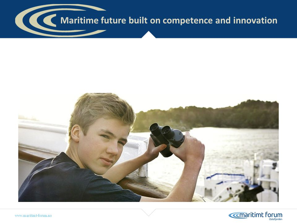 Maritime future built on competence and innovation