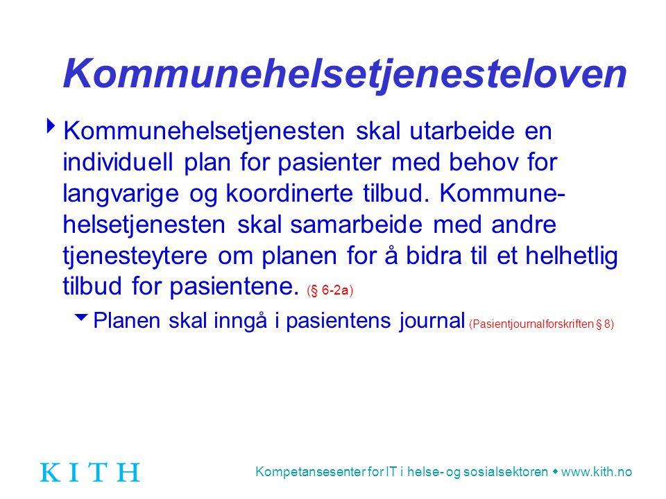 Kommunehelsetjenesteloven