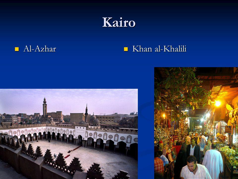 Kairo Al-Azhar Khan al-Khalili