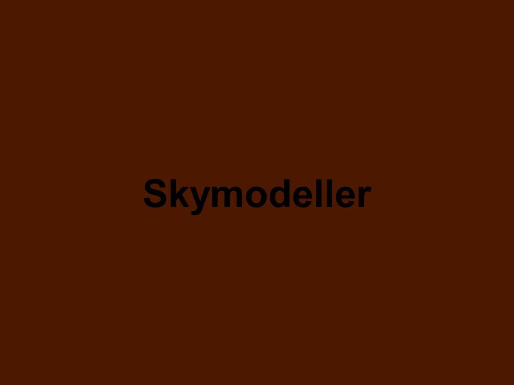Skymodeller