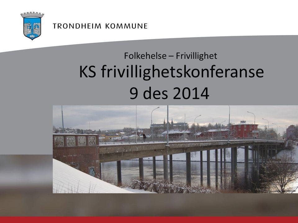 KS frivillighetskonferanse 9 des 2014