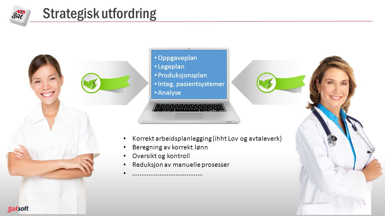 Strategisk utfordring