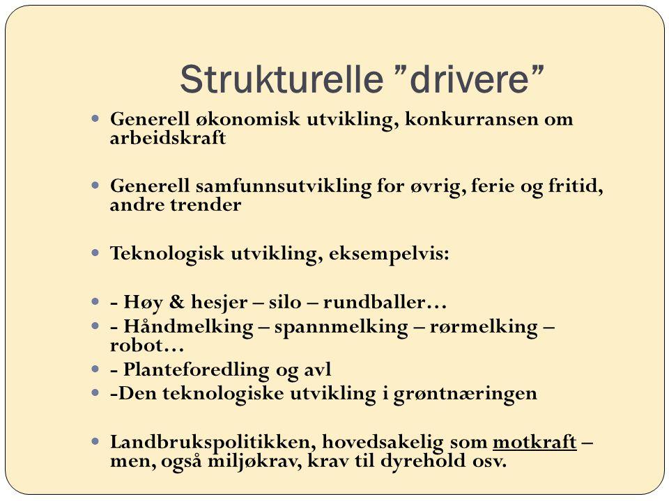 Strukturelle drivere