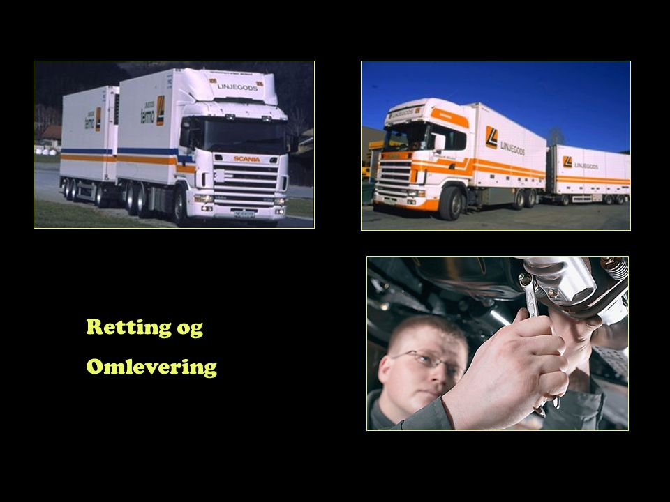 Retting og Omlevering