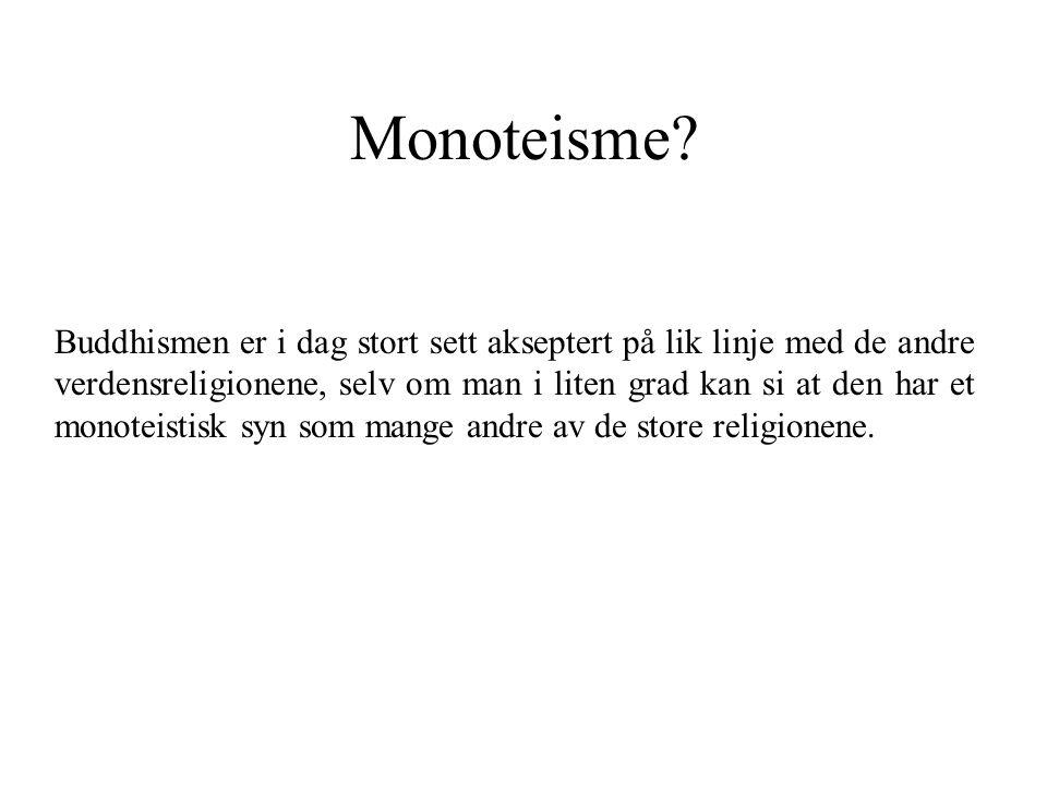 Monoteisme