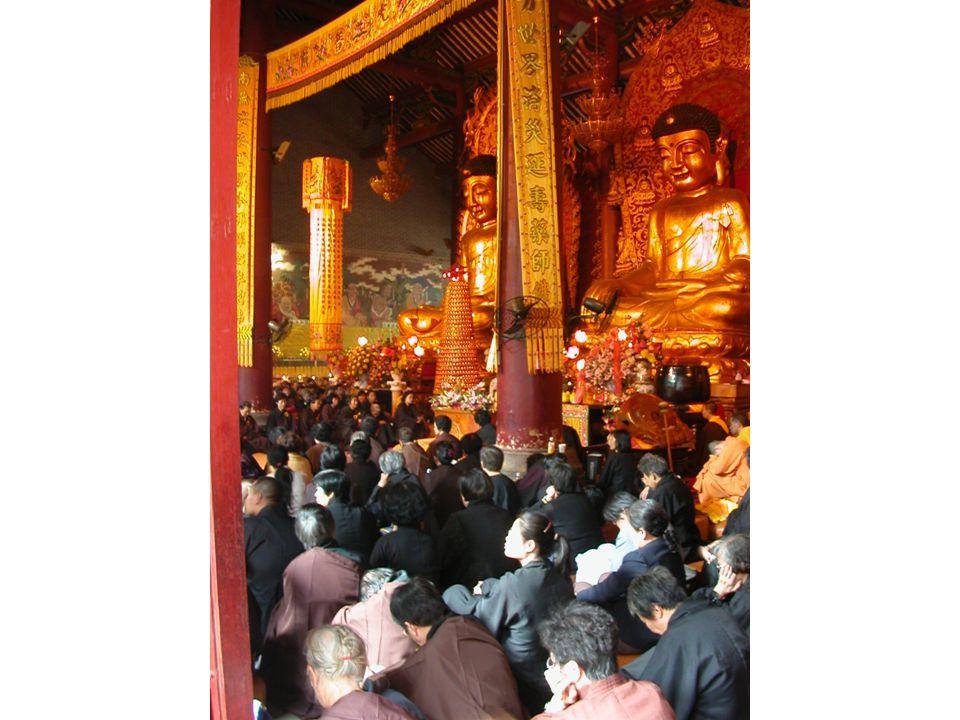 Buddismen spres i Kina
