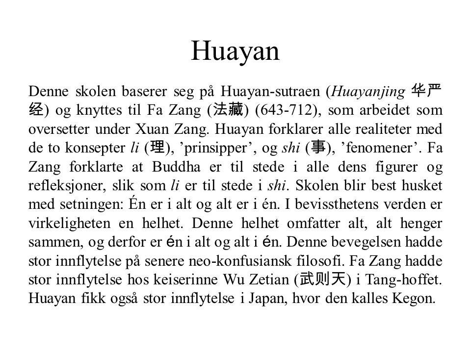 Huayan