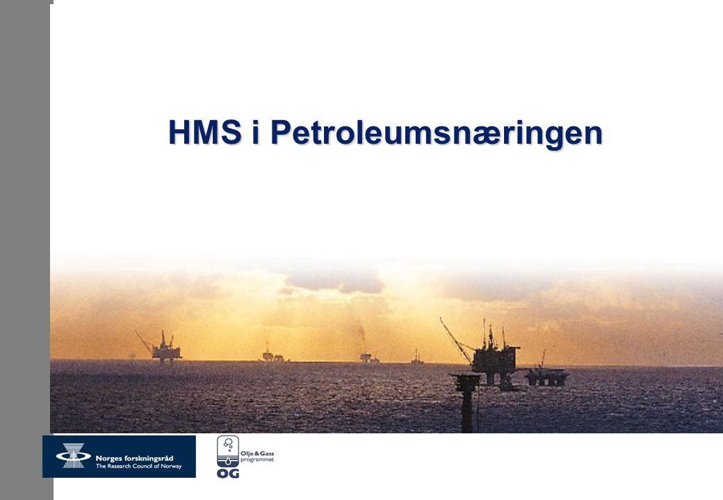 HMS i Petroleumsnæringen