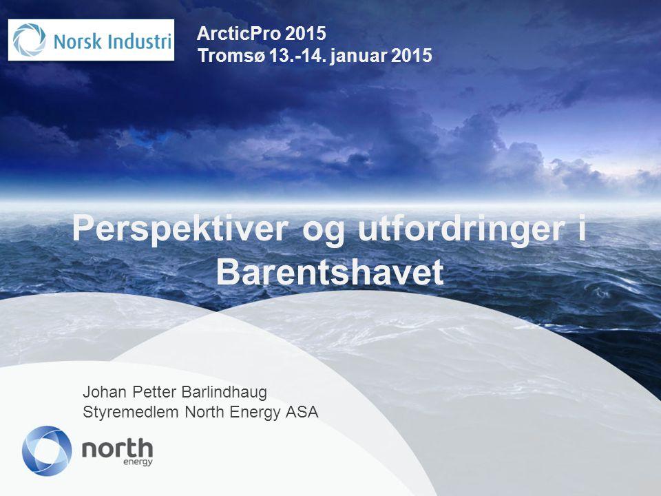 Perspektiver og utfordringer i Barentshavet