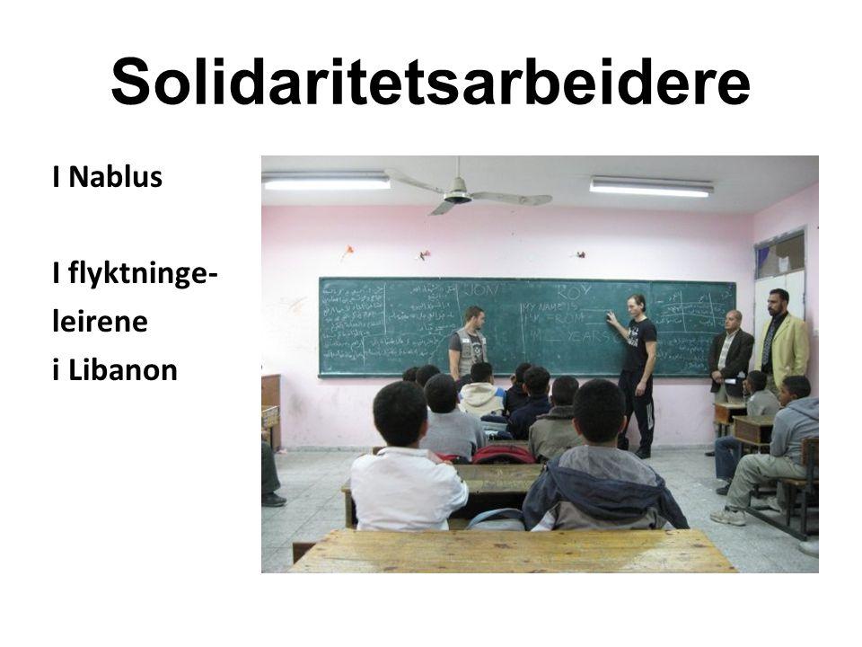 Solidaritetsarbeidere