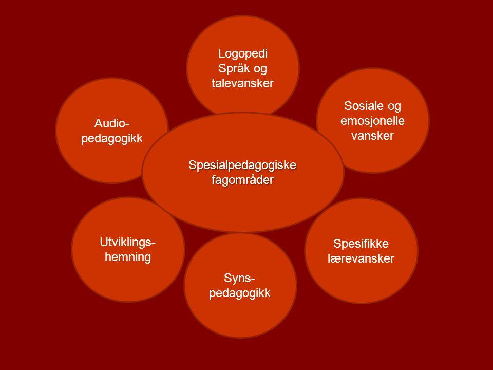Sosiale og emosjonelle